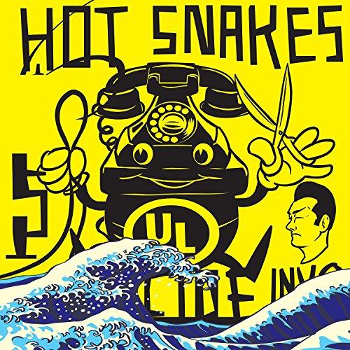 Vinilo : Hot Snakes - Suicide Invoice (LP Vinyl)