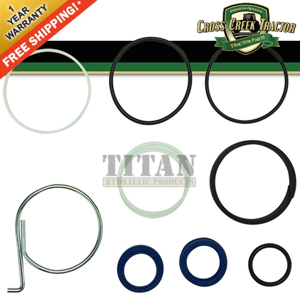 1606890M91 Power Steering Cylinder Seal Kit For Massey Ferguson 255 265 275+