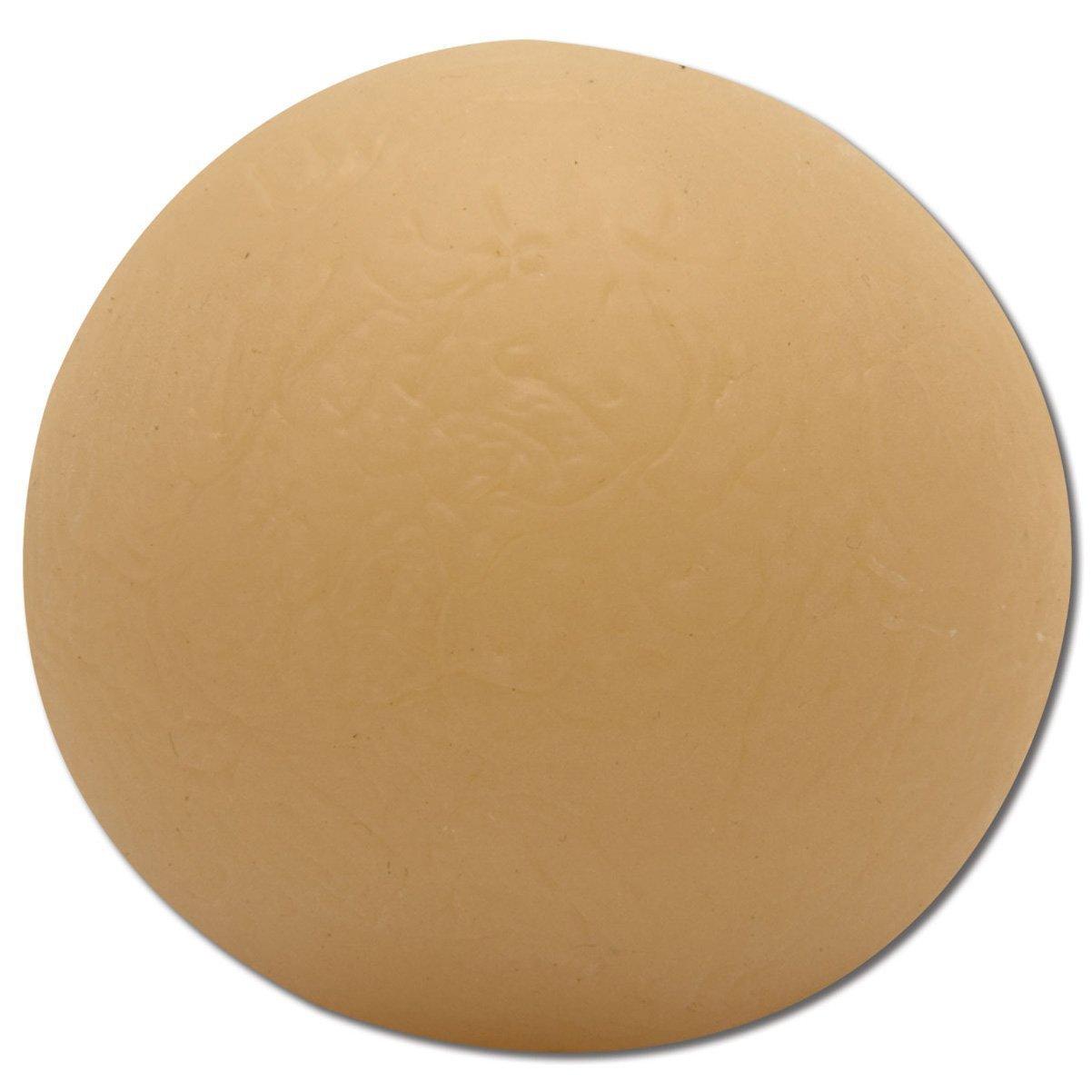 Fei 10–1490 Gel Hand Gymnastikball, Standard, tan, XX -