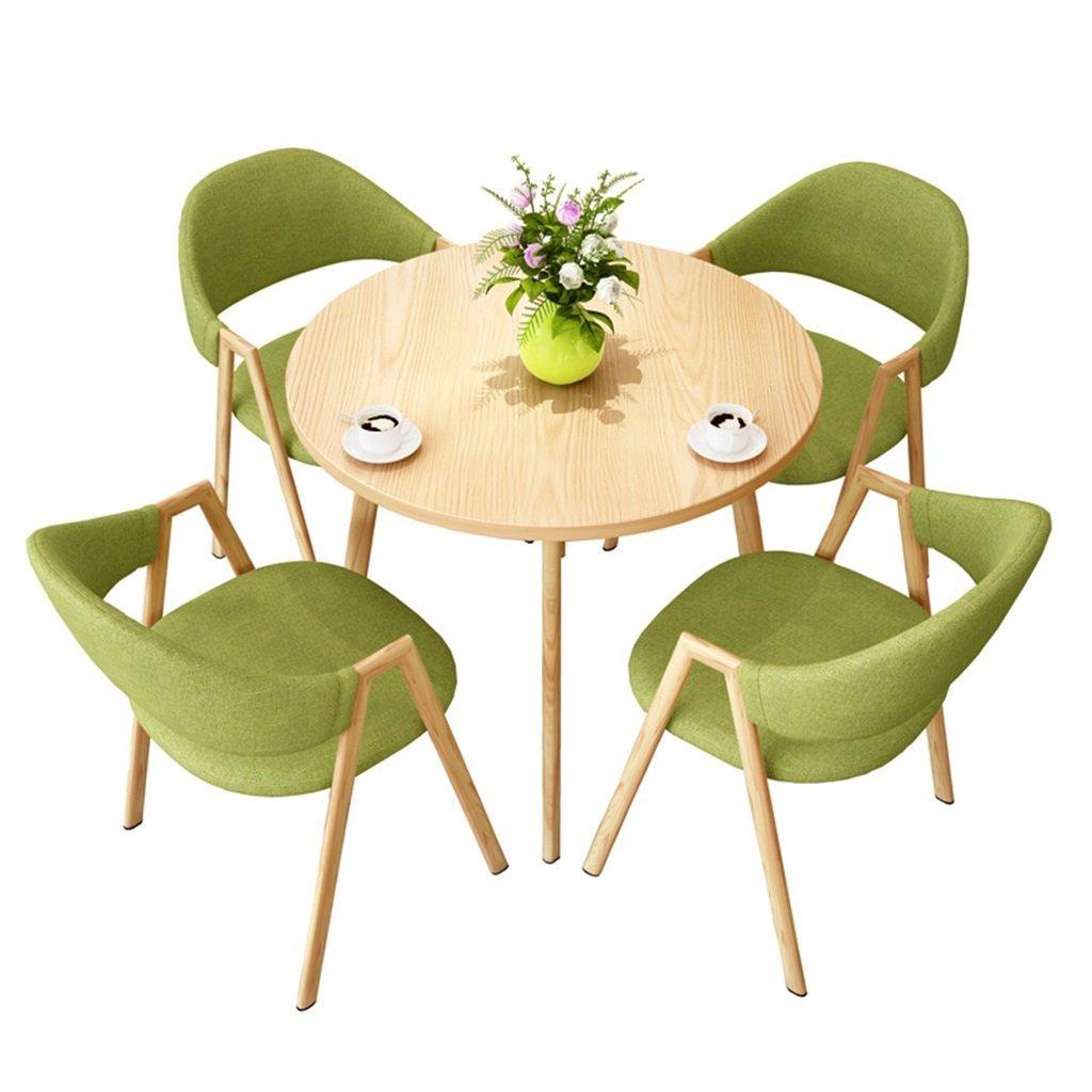 precios ultra bajos-Folding Chair Home Combinación, Café ...