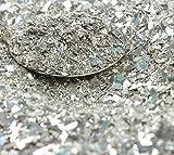 Meyer Imports Silver Fusion Multigrain Shard Glitter - One Pound - 311-4080-SL