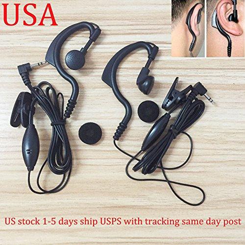 fyl-2x-headset-earpiece-bellsouth-2-two-way-radio-walkie-talkie-t388