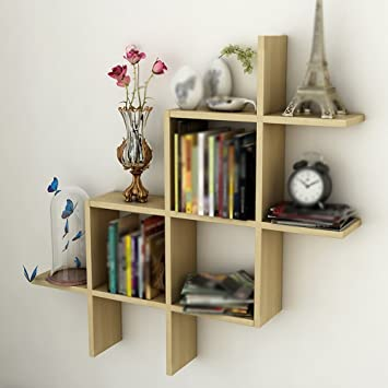 Living Room Wall Shelf Shelf Bedroom Wall Rack Wall Shelf Multi