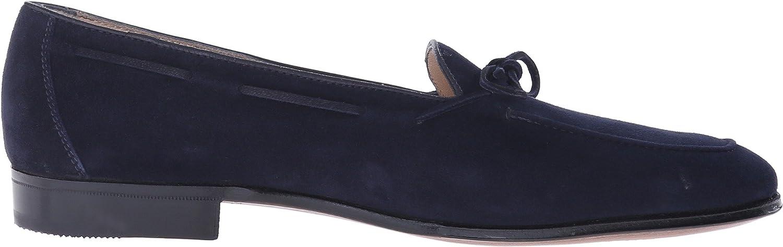 Gravati Girls Bowed Velukid Slip-On Loafer