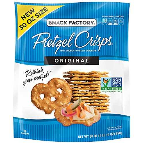 (Snack Factory Pretzel Crisps Original (30 oz.))