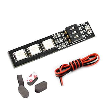Astounding Amazon Com Rgb Led Light Board 5050 For Rc Drone Rc Car And Diy Wiring Database Liteviha4X4Andersnl