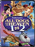 DVD : All Dogs Go to Heaven 1 & 2