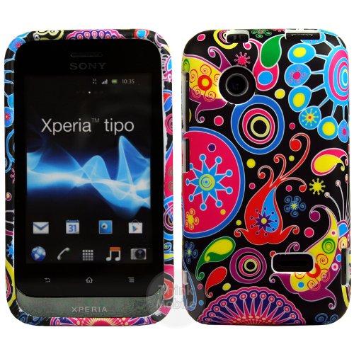 Sony Xperia S LT26i Caso Elegante - Hot Rosa S-Line TPU Gel Funda Case Para Sony Xperia S LT26i - thinkmobile Medusa