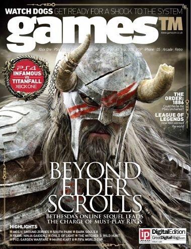 games tm issue 146 UK Edition: Richard Shoemaker ...