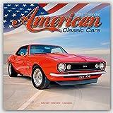 American Classic Cars - Klassische amerikanische Autos 2017: Original Avonsite-Kalender [Mehrsprachig] [Kalender] (Wall-Kalender)