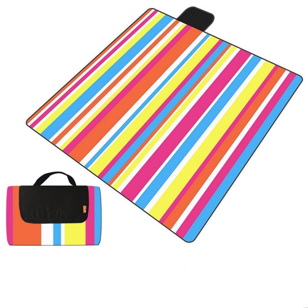 DOGYEARDAJI Picknick Im Grünen Matte Feuchtigkeit Verpackt Picknick Strandmatte B07D143RVF | Gewinnen Sie das Lob der Kunden