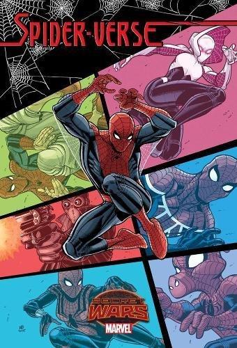 Spider-Verse: Warzones (Spider-Verse: Warzones!: Marvel Secret Wars)