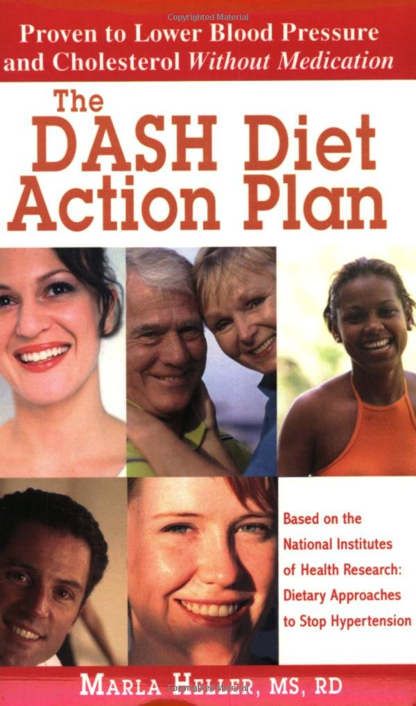DASH Diet Plan: Your Guide to Lowering High Blood Pressure (2nd Edition)  pdf