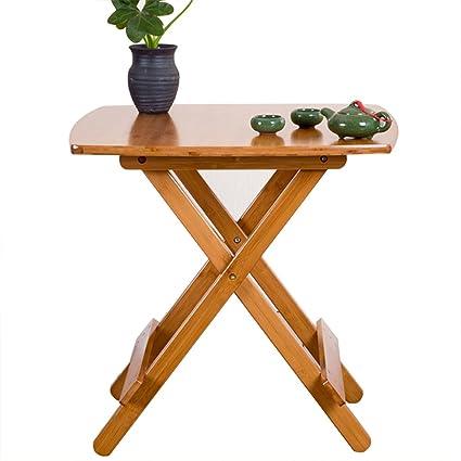 X-L-H Table Pliante Table À Manger Portable Table De Jardin ...