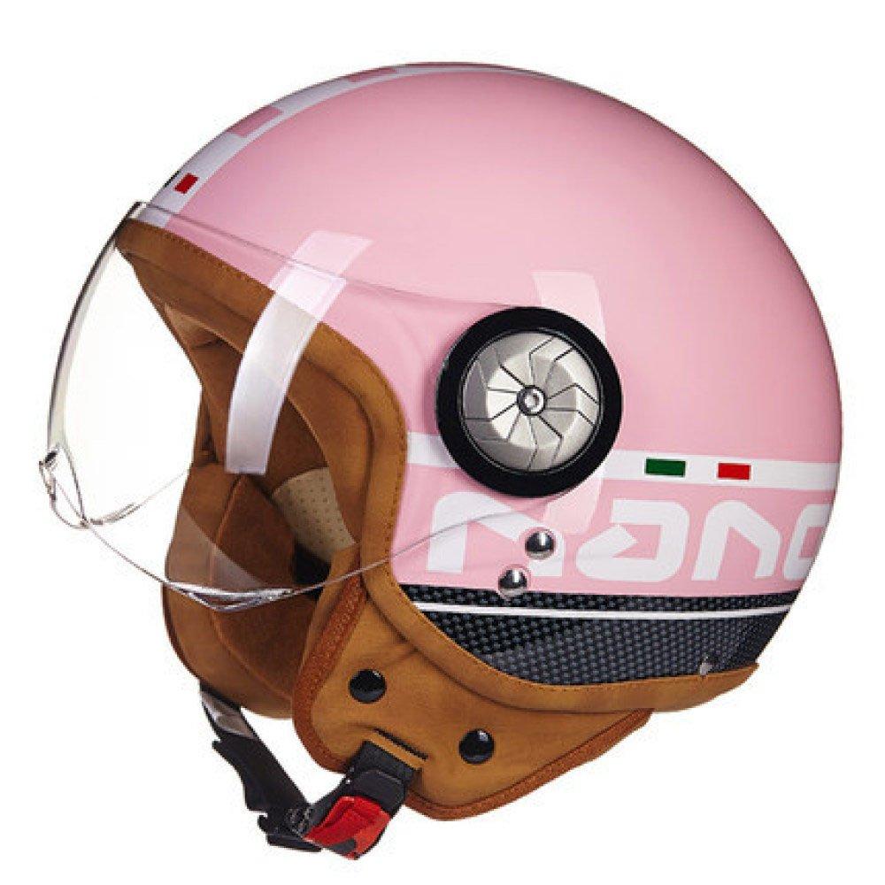 RAQ Sturzhelm im Freienart- und weisehelm ABS-Leichtgewichtler-Motorrad-Fahrrad-Sturzhelm-Sonnenschutzsicherheitsatmungsaktiver ABS-Leichtgewichtler-Motorrad-Fahrrad-Sturzhelm-Sonnenschutzsicherheitsatmungsaktiver weisehelm vierjahreszeiten-Sturzhelm (Farbe   I, größe   L(57-58CM)) ce33c5