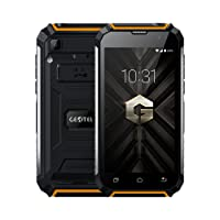 GEOTEL G1 3G WCDMA Smartphone 1.3GHz Android 7.0 2GB RAM 16GB ROM 7500mAh Pantalla de 5.0inch HD 1280 * 720pixel MTK6580A Quad-core 2.0MP + 8.0MP Cámara Linterna Inversa Carga