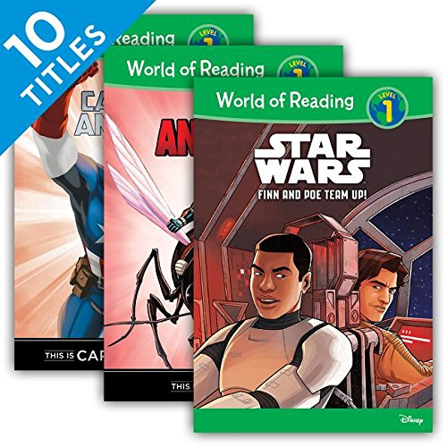 Download World of Reading Level 1 Set 3 ebook