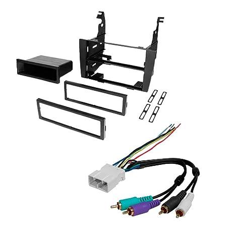 amazon com car stereo radio kit dash installation mounting trimimage unavailable image not available for color car stereo radio kit
