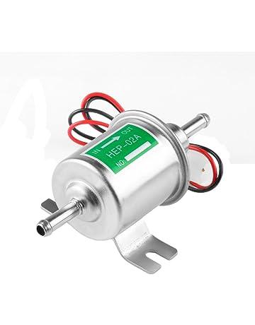 Universal Automotive modificado HEP-02A 12 V Heavy Duty Metal eléctrica bomba de combustible para