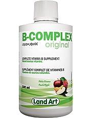 Vitamin B Complex Liquid 500ml Peach And Apple