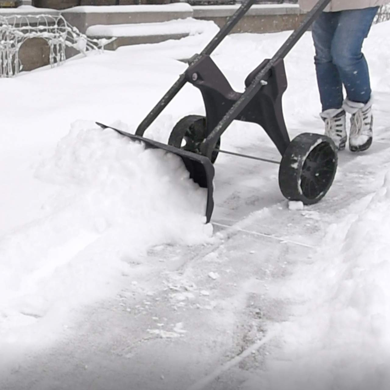 Snow Removal by Vertex Model P831 Made in USA Heavy Duty 30 Inch ...