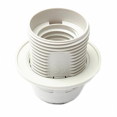 Lights Lighting Lamp Shade Ring Lampshade Collar Edison Screw