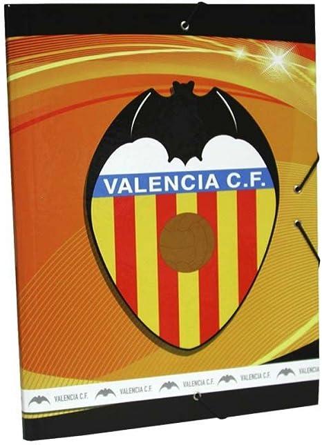 Valencia Cf - Carpeta solapas - valecia cf (20/5): Amazon.es: Juguetes y juegos