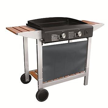 """Cook in garden-Plancha a gas con carrito """" ..."""