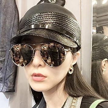 VVIIYJ Gafas de sol Gafas para mujer Cara redonda Gafas de ...