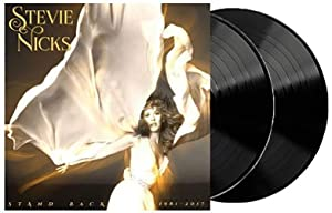 Stand Back - Exclusive Limited Edition Black Colored 2x Vinyl LP [Condition-VG+NM]