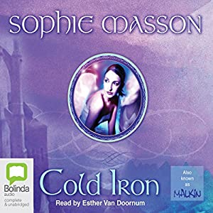 Cold Iron Audiobook