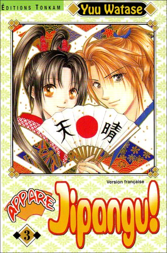 Appare Jipangu -Tome 03- (French Edition)