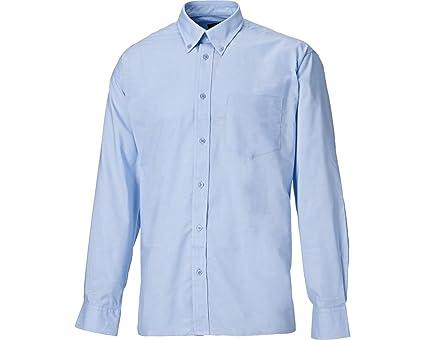 Dickies SH64200-LB-19.5 Oxford - Camisa de manga larga (talla ...