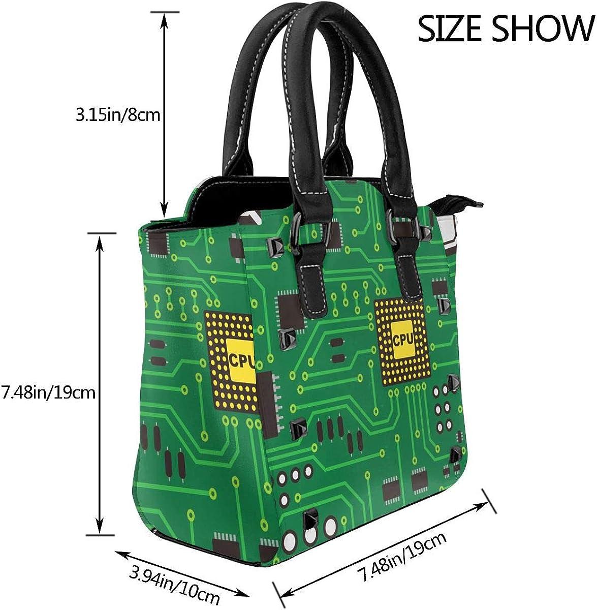 millenniumpaintingfl.com Nerd Circuit Board Cpu Fashion Studded ...