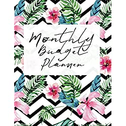 Monthly Budget Planner: Personal Money Management With Calendar 2018-2019 Step-by-Step Guide to check your Financial Health (Monthly Budget Planner and Bill Tracker)
