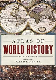 Amazon atlas of world history 9780528837807 rand mcnally and atlas of world history gumiabroncs Choice Image