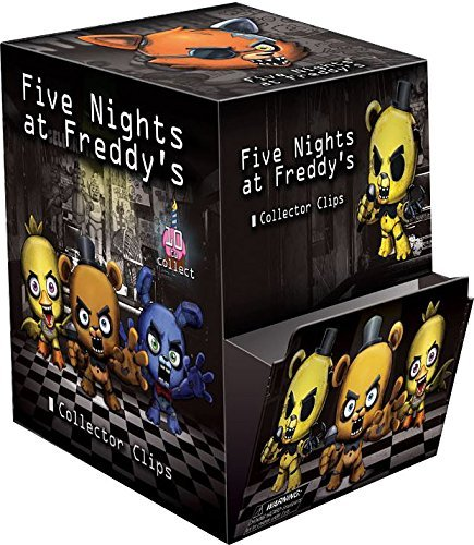 Five Nights At Freddy S Collector Clips Blind Bag Buy