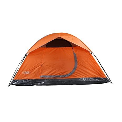 C&ing Tents Osage River Orange Heavy Duty Waterproof 4-person Backpacking Tent  sc 1 st  Amazon.com & Amazon.com : Camping Tents Osage River Orange Heavy Duty ...