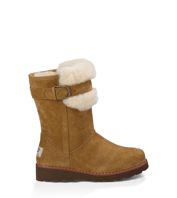 UGG Australia Girls Skylir Boot Chestnut Size 13 M US Little Kid