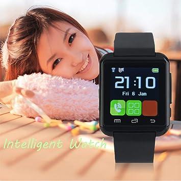 Lorenlli Ajuste S5 Bluetooth SmartWatch gsm Ranura de ...