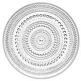 Kastehelmi 6.75'' Clear Plate