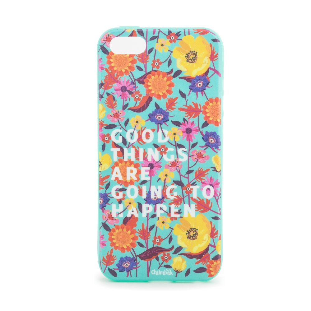 brand new 99282 d38e0 Chumbak Good Things iPhone 5 Case: Amazon.in: Electronics