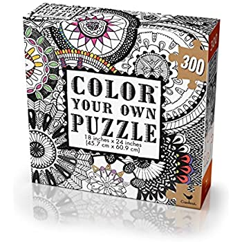 Amazon.com: Cardinal Adult Coloring Puzzle Styles May Vary: Toys & Games