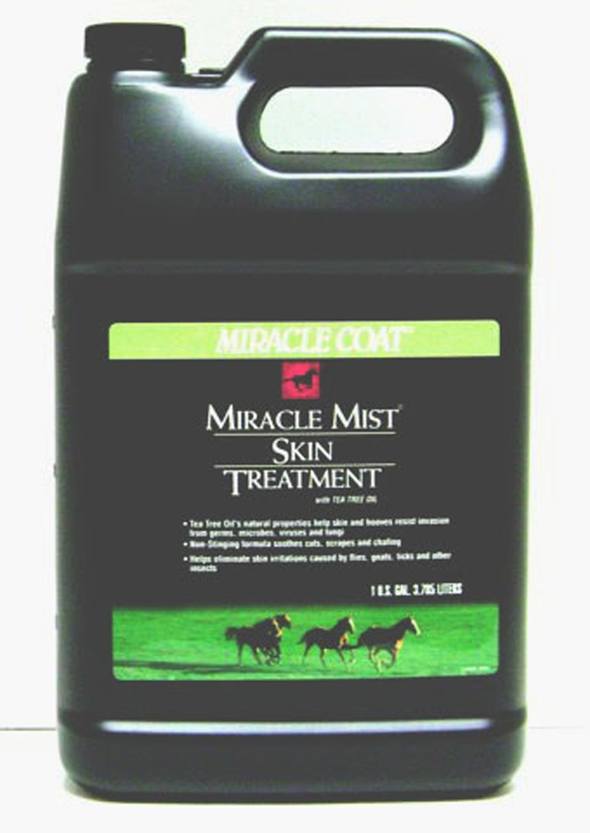 Miracle Coat Miracle Mist Skin Treatment 1 Gallon