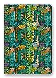 Orange Circle Studio 2019 On-Time Weekly Planner, August 2018 - December 2019, Botanicals