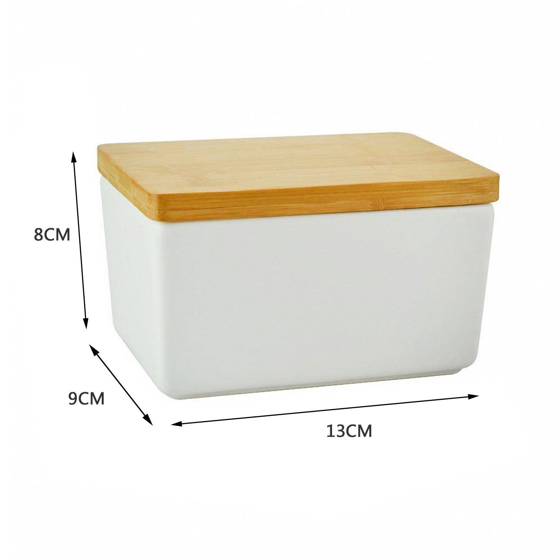 STELTON Rig-Tic BOX-IT Butterdose Butterschale Butterbehälter grau Z00096-2