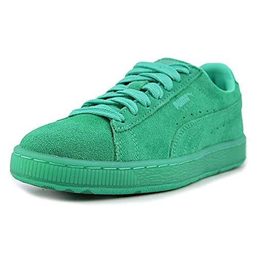 Puma Kids Unisex Suede Classic Ice Mix (Big Kid) Mint Leaf Simply Green  Athletic Shoe  Buy Online at Low Prices in India - Amazon.in 400321e2d