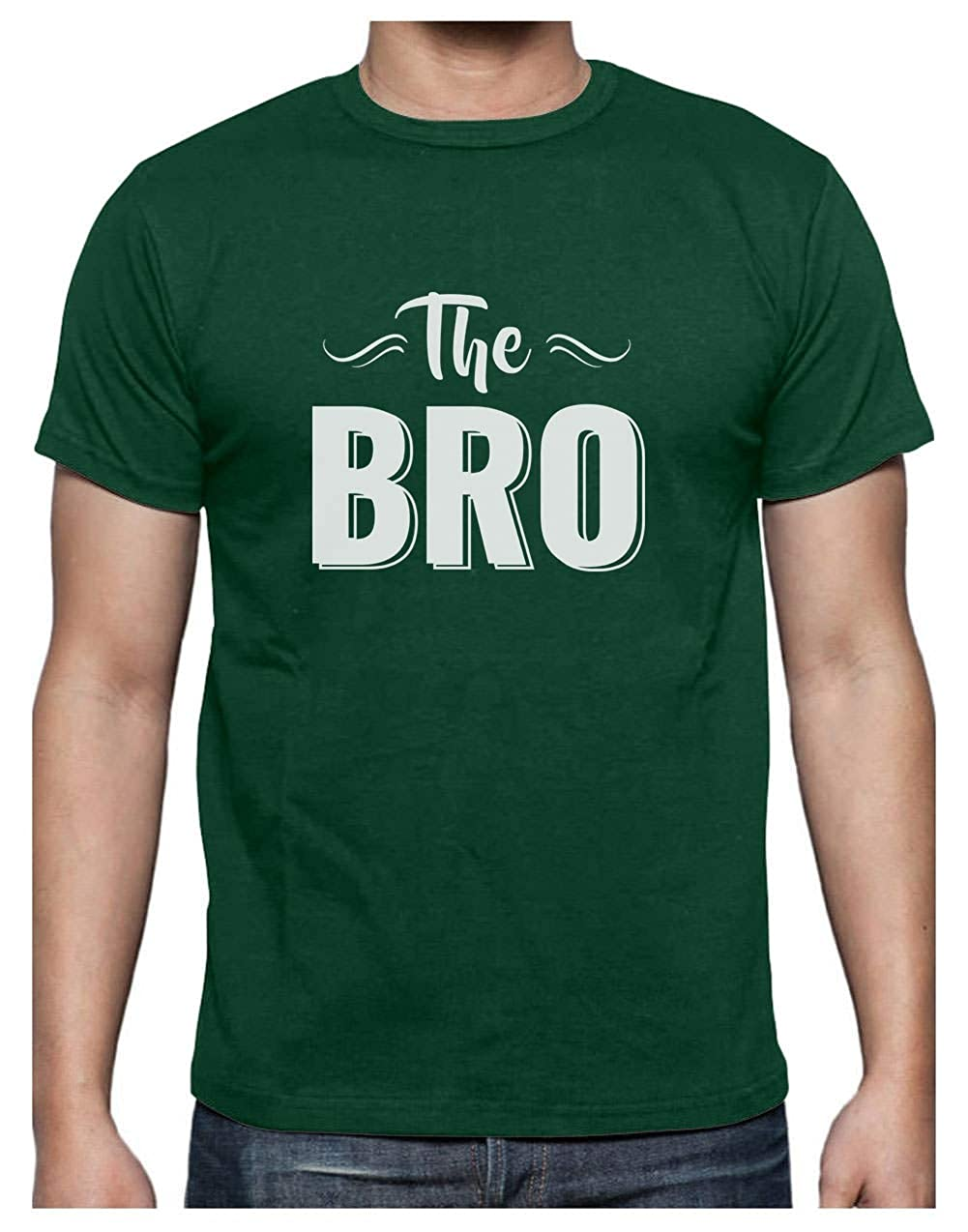 Cadeau frere idees Cadeaux Homme Tee Shirt The Bro T-Shirt Homme