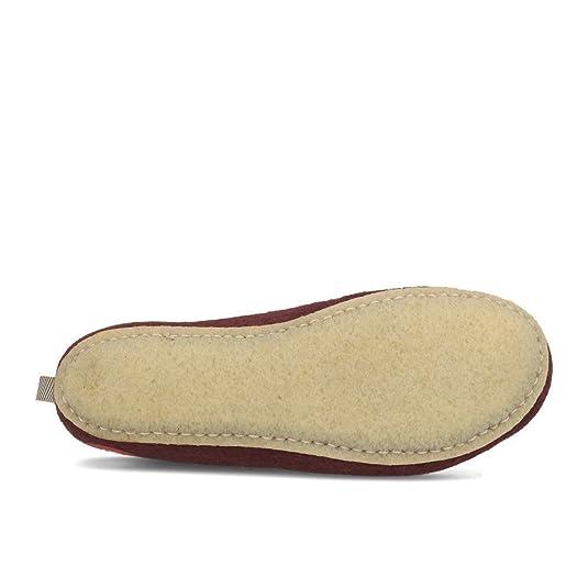 Et Chaussures Slippers Flizpantoffel Baabuk Gus Bordeaux w0qZXXa