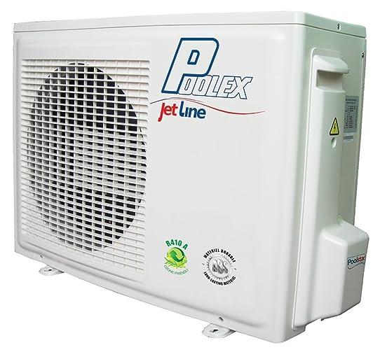 pompe chaleur piscine poolex 65 jet line - Pompe A Chaleur Piscine Silencieuse